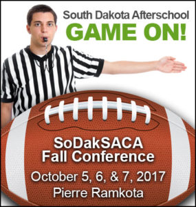South Dakota Afterschool Game On!